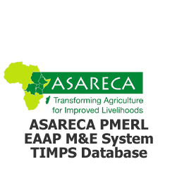 ASARECA TIMPS Database